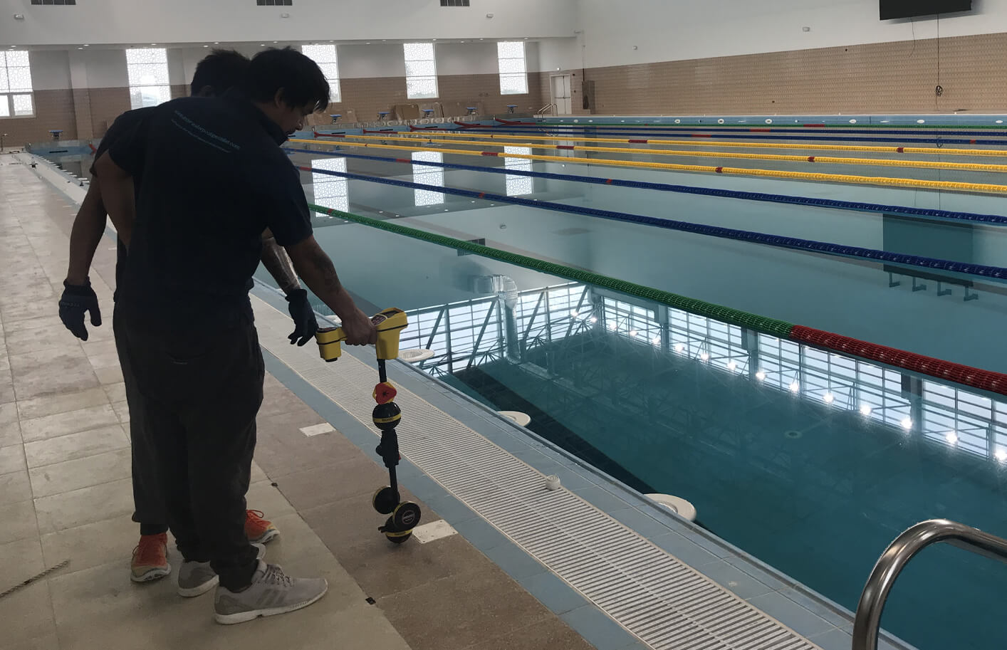 STATE OF THE ART LEAK DETECTION & RECTIFICATION6